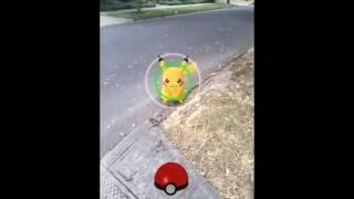شرح لعبة بوكيمون قو Pokemon GO