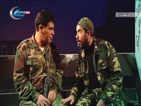 صلاح الابيض في المحطة علي قناة ليبيا