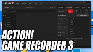 NEW Action Screen Recorder 3 Beta 2018 | Record Your Screen & Games WITH NO LAG