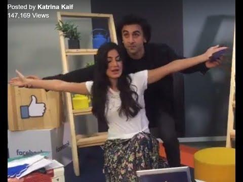 Xxx Mp4 Ranbir Kapoor And Katrina Kaif Facebook Live Video Jagga Jasoos 3gp Sex