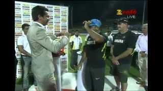 India vs Sri lanka 5th ODI 04/08/2012 Presentation  - LiveCricketHD.com