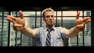 The Losers(2011) The Movie Telekinetic mind part