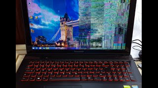 y510p lenovo how to fix the lenovo laptop screen flickering problem or Flicker how to fix 2 whey