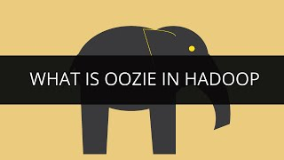 What is Oozie in Hadoop | Edureka