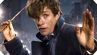Fantastic Beasts and Where to Find Them TRAILER # 3 (Harry Potter Spinoff - Comic Con 2016)