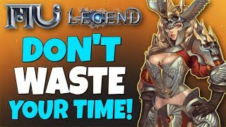 """MU Legend (2018) - """"Pay To Win Trash MMO, Now on Steam!""""... Don"""