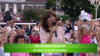 Marit Bergman - I natt jag drömde något som - Lotta på Liseberg (TV4)