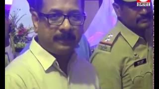 Sandeep Diwan | Was Given Farewell For Good Work ,City cable Samachar Chandrapur 2  5  2017