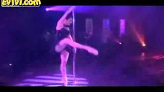 Ballerina Pole Dancer