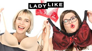 We Get Fitted For The Perfect Bra • Ladylike