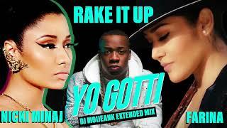 Rake it up (feat. Nicki Minaj & Farina) Dj Moijeank Extended Mix