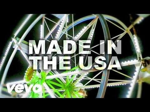 watch Demi Lovato - Made in the USA (Official Lyric Video)