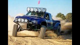 Ford Ranger Homebrew Trophy Truck - One Take