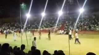 كرة الطائرة غير