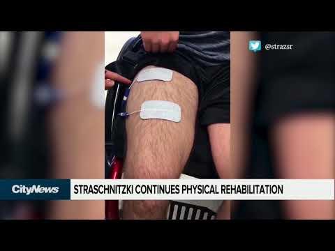 Injured Humboldt Bronco leaves hospital