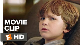 Lights Out Movie CLIP - She's Going to Stay (2016) - Maria Bello Movie