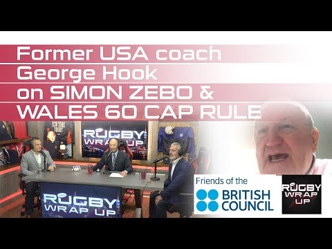 George Hook, Mark Griffin, Nick Murray on Simon Zebo, Pro14, Rugby's Peril?