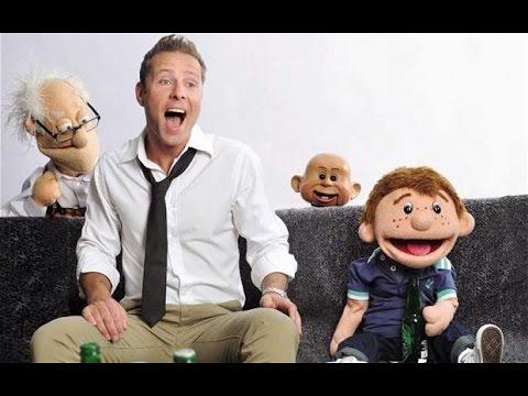 The winner of America s Got Talent 2015 Paul Zerdin ventriloquist Laugh Nation