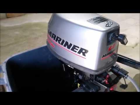 Xxx Mp4 Mariner 6HP Outboard Engine Test 3gp Sex