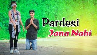 Pardesi Pardesi Jana Nahi (Full Song)   Heart Touching Love Story     Rahul Jain   Unplugged Cover  