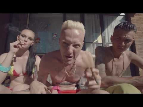 Download DIE ANTWOORD - BABY'S ON FIRE (OFFICIAL)