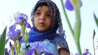 Cutie pie Fatima Masud reciting Surat Al-Ma'un