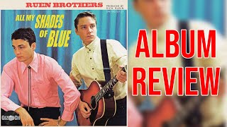 Ruen Brothers - All My Shades of Blue (Album Review) | GizmoCh