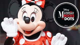 Behind The Scenes at The Gray Malin & Minnie Mouse Rock The Dots Photoshoot | Disney Style