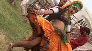 Jaatni Tejaji Ke Mele Gayi - Latest Rajasthani Hot Dance Video Song 2014 - Teja Ji Ra Algoja Baje