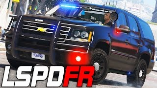 LSPDFR #216 - US Marshall (2013 Chevy Tahoe)
