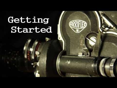 Getting Started ARRIflex 16S