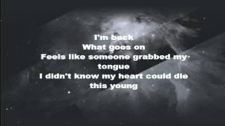 DM Galaxy - Paralyzed (feat. Tyler Fiore) (Lyrics)