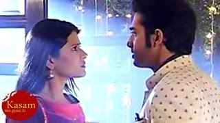 Kasam Tere Pyaar Ki | Tanu SAVES Rishi's life again | 28th March 2016 EPISODE