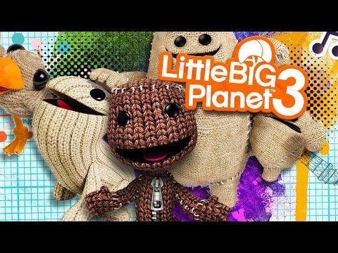 Xxx Mp4 Little Big Planet 3 Best Custom Maps Little Big Planet 3 Gameplay 3gp Sex