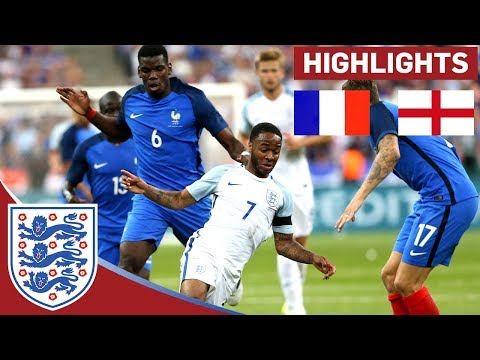 Xxx Mp4 England Struggle To Keep Out 10 Man France In Paris France 3 2 England Official Highlights 3gp Sex