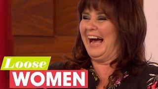 The Ladies Discuss Sharon Osborne's X Factor Naming Gaff | Loose Women