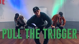 """Russ """"PULL THE TRIGGER"""" Choreography by Daniel Fekete"""