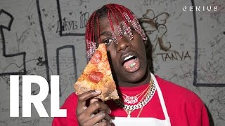 Lil Yachty Learns How To Make Pizza & Talks