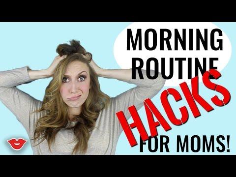 Xxx Mp4 10 Morning Hacks For Moms Jordan From Millennial Moms 3gp Sex