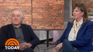 Robert De Niro And Jane Rosenthal Preview The Tribeca Film Festival | TODAY