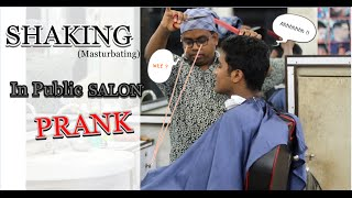 Masturbating in Public Salon Prank- Funny Prank In Bangladesh By Madzzz Factory