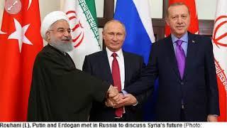 Will Turkey, Russia & Iran Form Alliance To Combat US Sanctions/Tariffs?