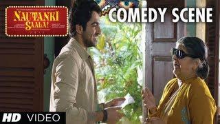 Nautanki Saala Comedy Scene - Artist Ki Kadar Hi Nahi Hai | Ayushmann Khurrana, Kunaal Roy Kapur