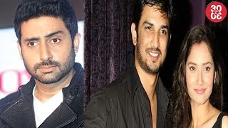 Abhishek Wants To Endorse Brands | Sushant Singh Rajput On His Rumoured Meeting With Ankita