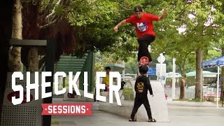 Plan B China Trip Part 3 | Sheckler Sessions: S1E14