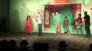 Harihar das rocking performance at VSSUT BURLA