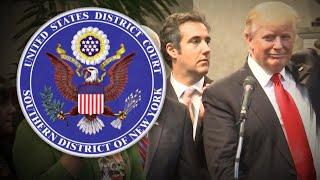 Mueller filings pose growing peril for Trump | Meet The Press | NBC News