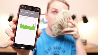 Making Money From iPhone X Youtube Videos ?!