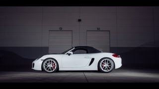 Agency Power Porsche 981 Boxster Exhaust Driving Video