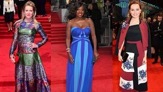 10 Best Dressed Celebrities At BAFTA Awards 2017 Red Carpet  || Pastimers